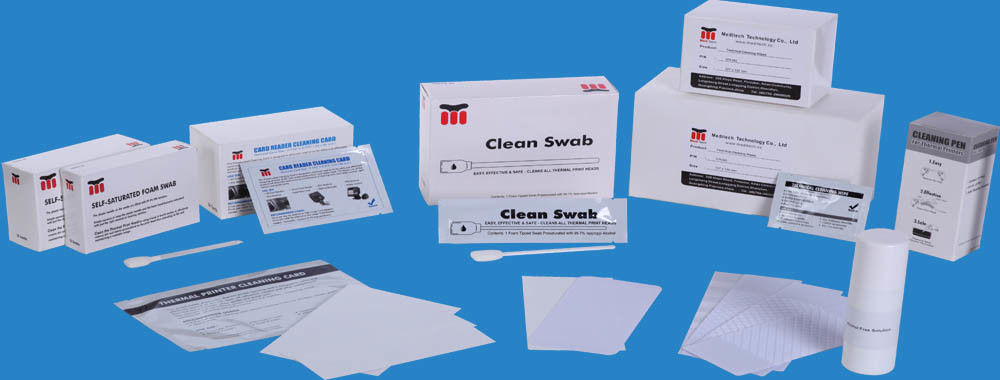 China best Thermal Printer Cleaning Kit on sales
