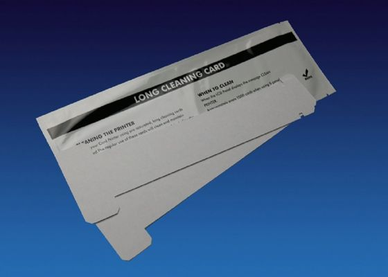 China Compatible Zebra Printer Cleaning Kit 105912 312 320mm Engine Cleaning Cards factory